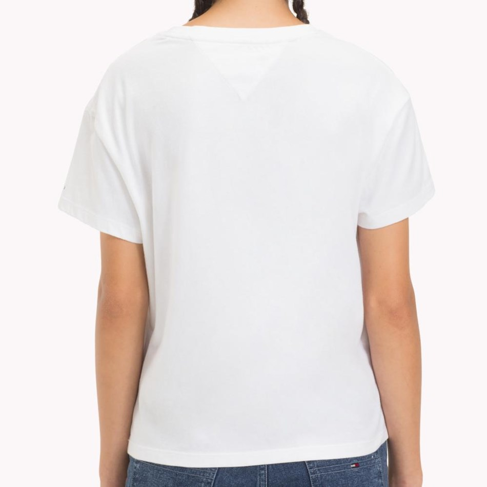 Tommy Jeans Layer Graphic Tee -