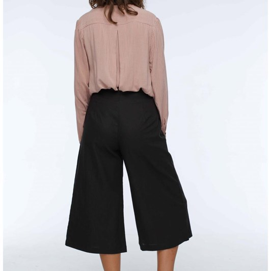 Blak In Charge Culottes