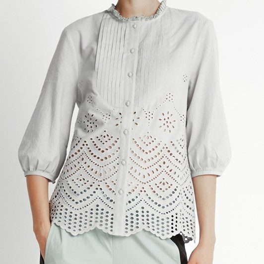 Sylvester Broderie Top