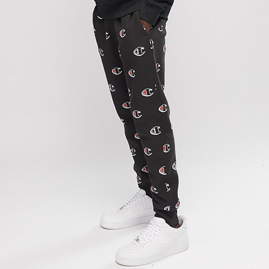Champion Reverse Weave All-Over Graphic Jogger