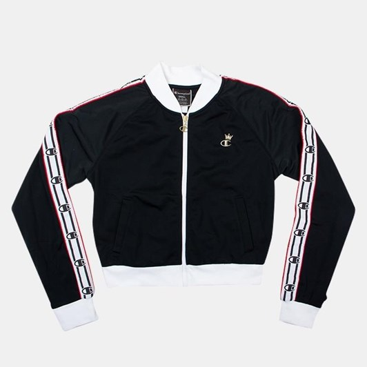 Champion Track Jacket W/Gold