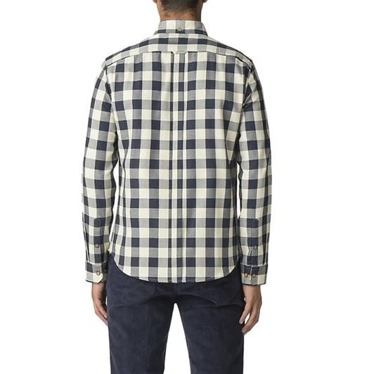 Ben Sherman L/S Parquet Gingham Shirt