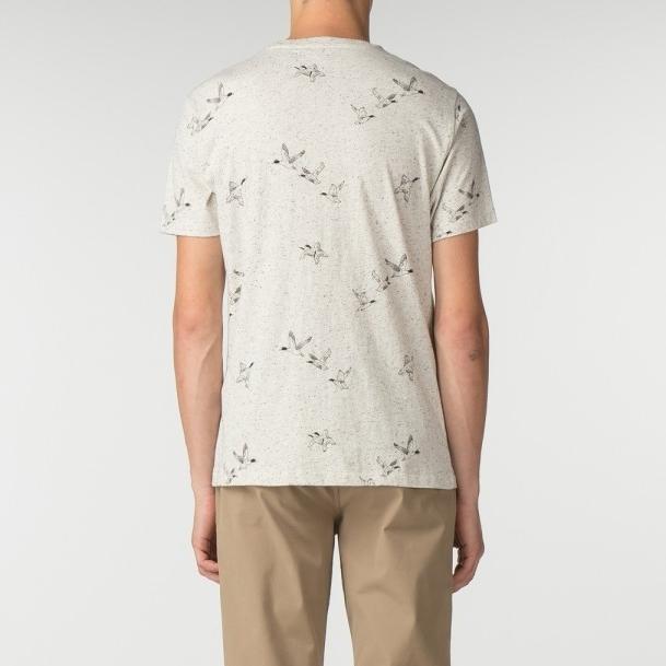 Ben Sherman Duck Aop T-Shirt -