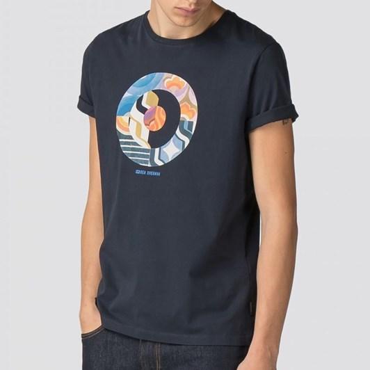 Ben Sherman Retro Target T-Shirt