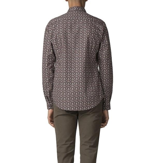 Ben Sherman L/S Multicolour Floral Shirt  -