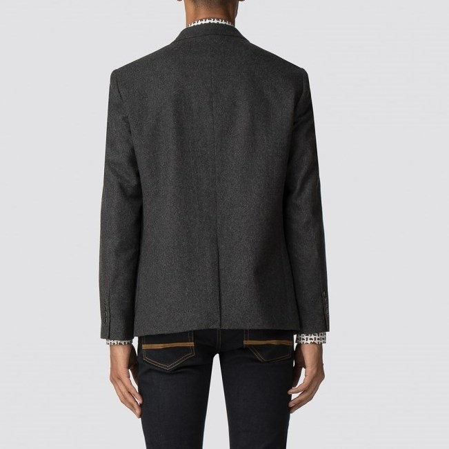 Ben Sherman Unconstructed Flannel Blazer -