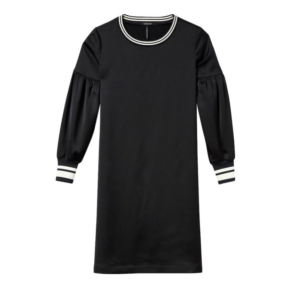 Maison Dress With Voluminous  -