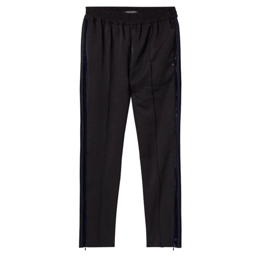Maison Tailored Pants With Velvet