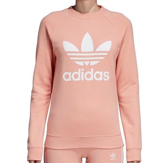 Adidas Trefoil Crewneck