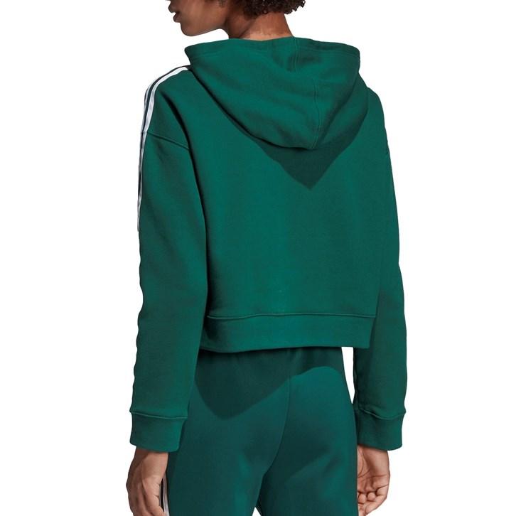 Adidas  Cropped Hoodie -