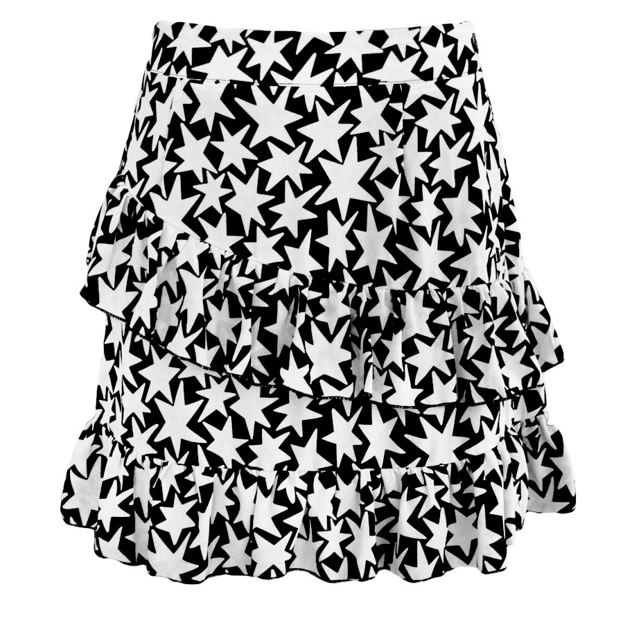Ketz-Ke Flirty Skirt -
