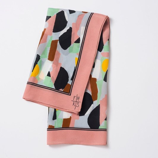 Kate Sylvester Cubist Scarf