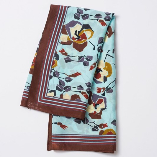 Kate Sylvester Modernist Rose Scarf