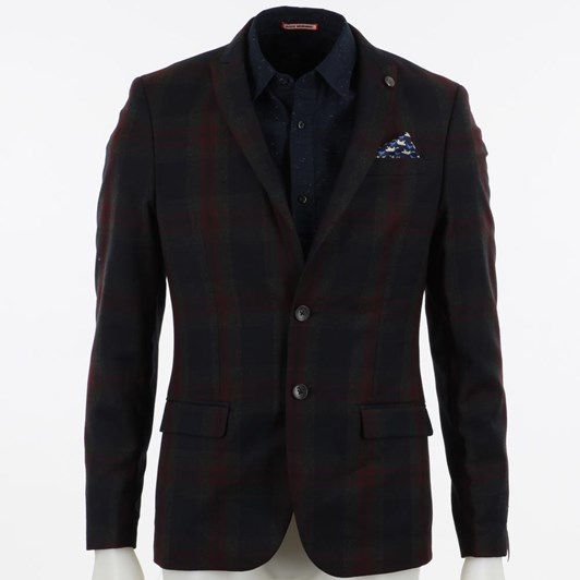 Scotch & Soda Chic Peak Lapel Blazer