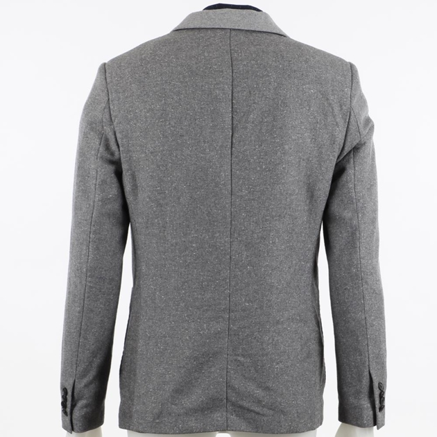 Scotch & Soda Half-Lined Wool Blazer -