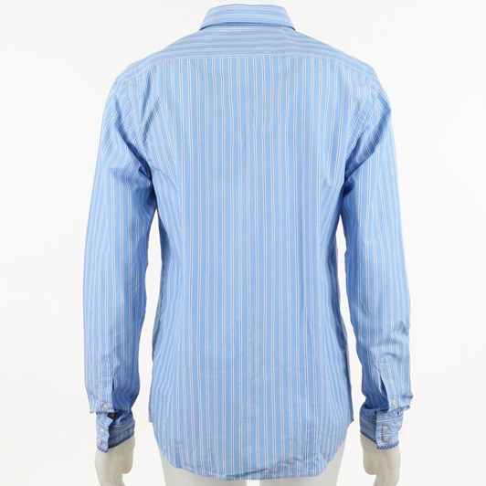 Scotch & Soda Classic Yarn-Dye Striped Shirt