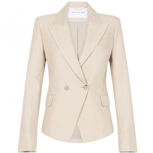 Camilla And Marc Marguerite Jacket