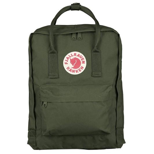 Fjallraven Kanken Forest Green Backpack