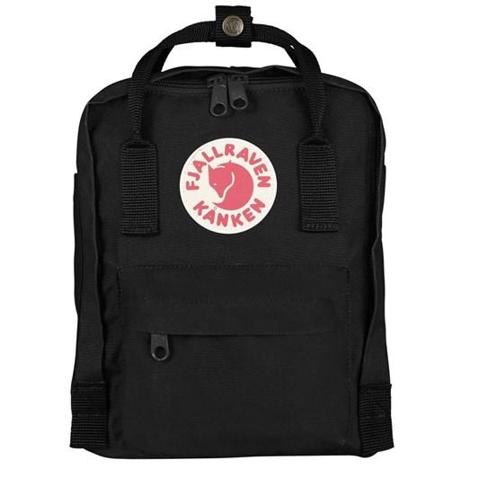 Fjallraven Kanken Mini Black Backpack