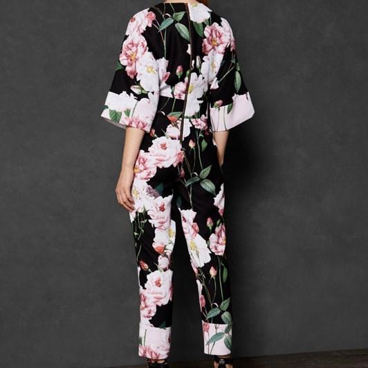Ted Baker Iguazu Kimono Sleeve Jumpsuit