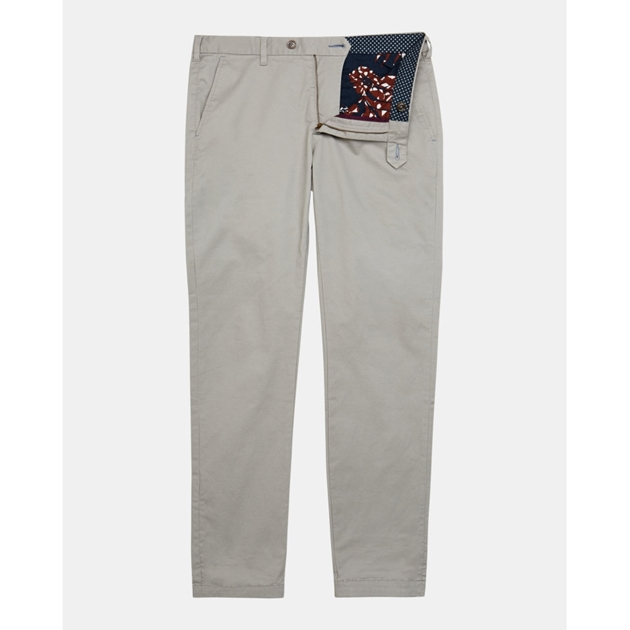 76996117614d Trousers - Ted Baker Slim Fit Chinos - Ballantynes Department Store