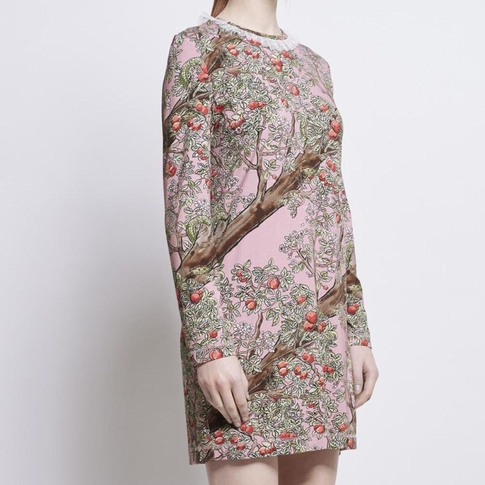 Karen Walker Bad Apple Dress - rose pink