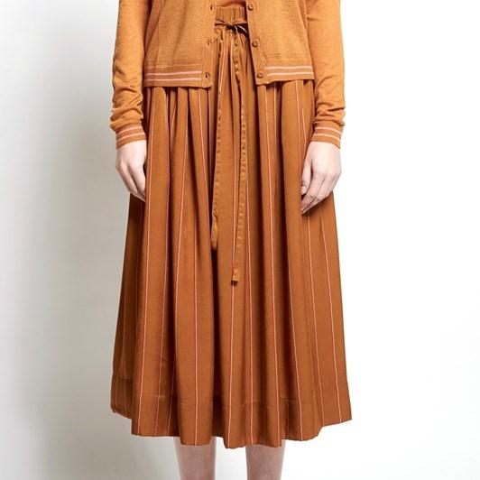Karen Walker Apple Blossom Skirt