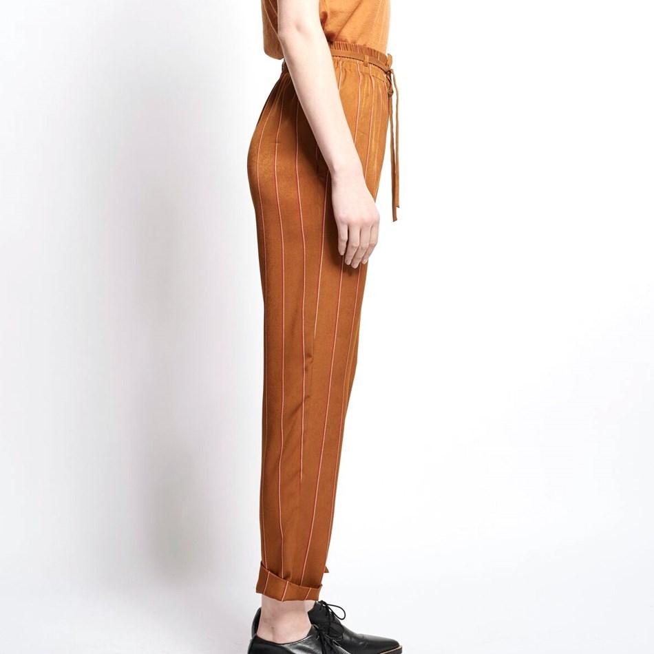 Karen Walker Golden Delicious Pants - chestnut