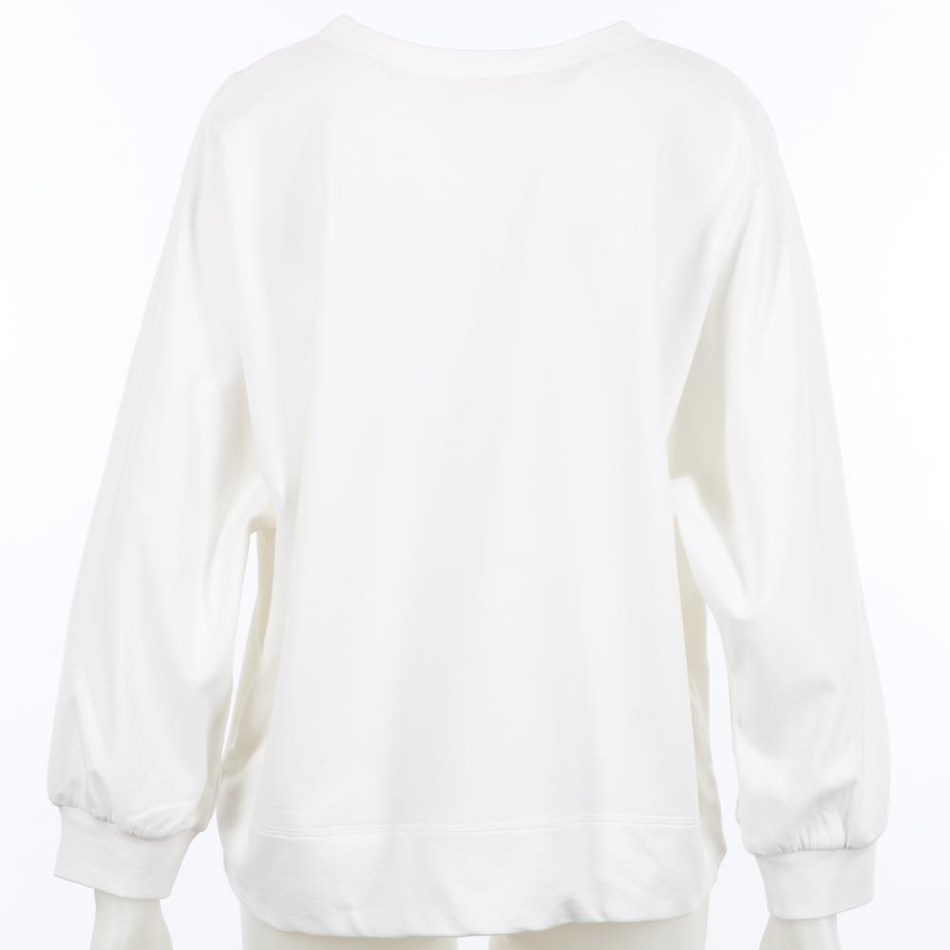 Karen Walker Original Sin Sweatshirt - off white