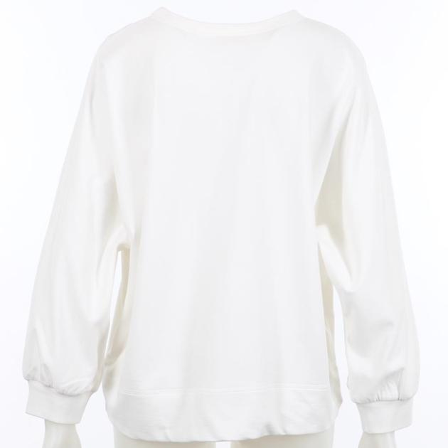 Karen Walker Original Sin Sweatshirt - off white