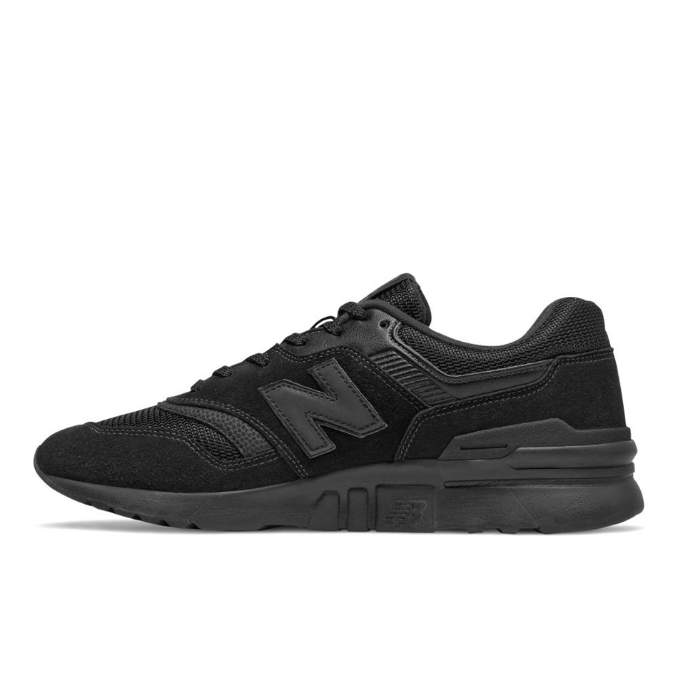 New Balance 997H Global Energy Moment Trainer - triple blk suede