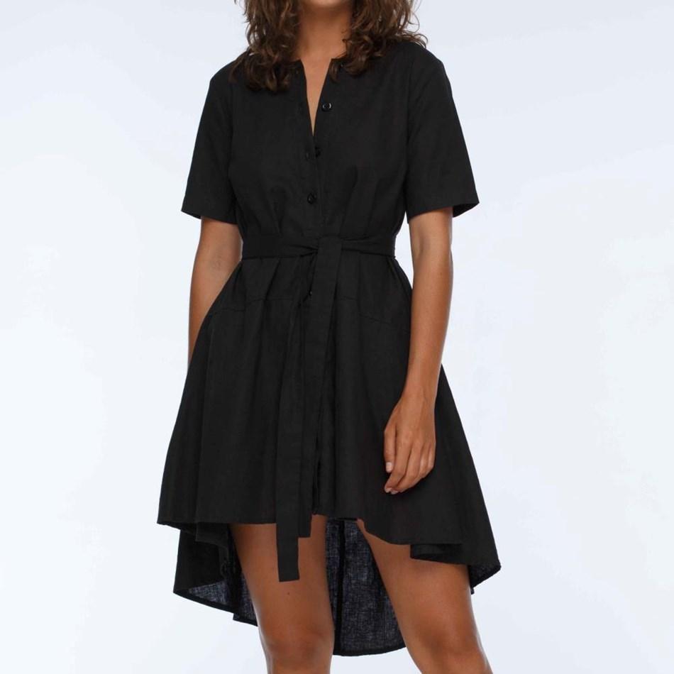 Blak Behaviour Dress - black
