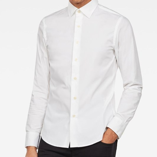 G-Star Core Super Slim Shirt L\S