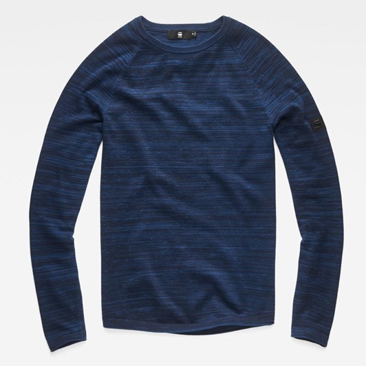G-Star Core Straight R Knit L\S