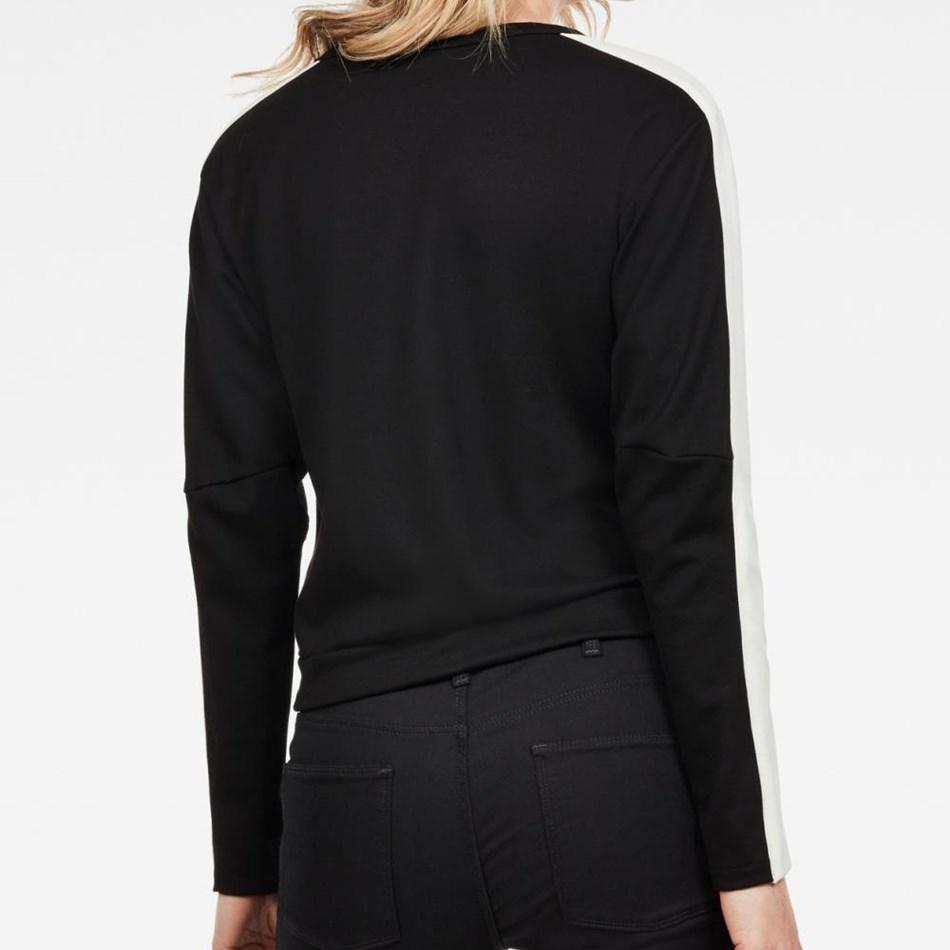 G-Star Nostelle Cropped Sweatshirt L/S Wmn -