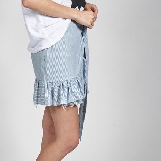 Leo + Be Wrap It Skirt