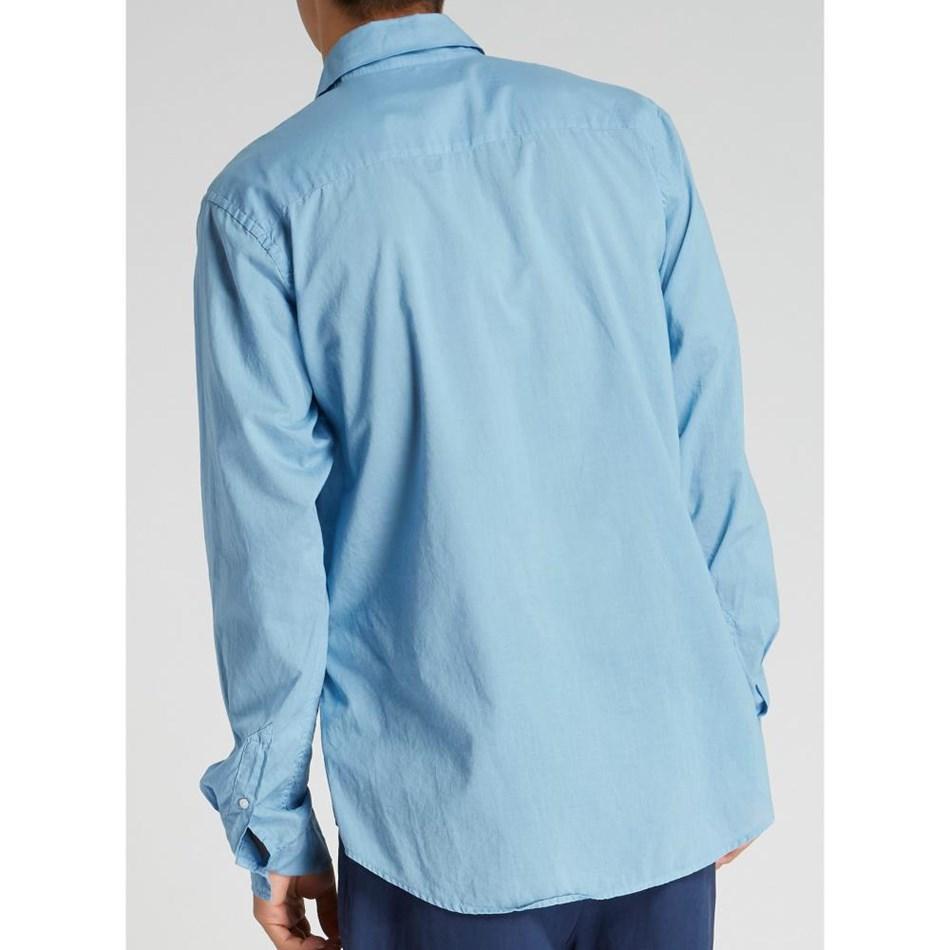 Jac + Jack Folded Collar Shirt -