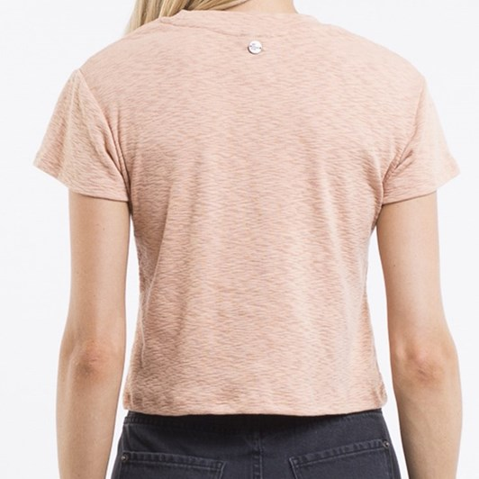 All About Eve Mya Textured Tee