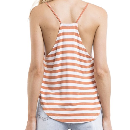 All About Eve Joy Stripe Tank