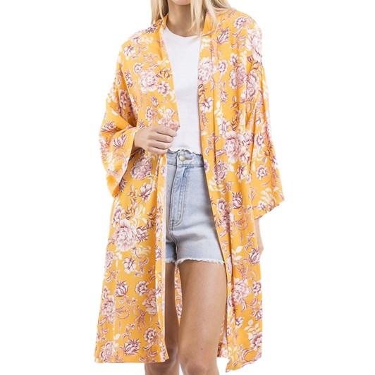 All About Eve Eden Kimono