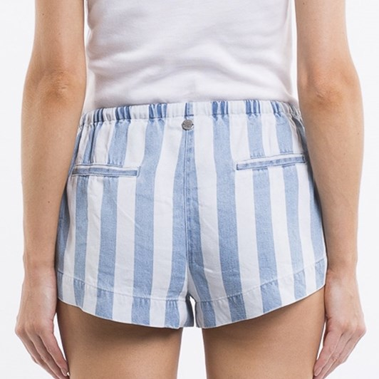 All About Eve Claire Stripe Short