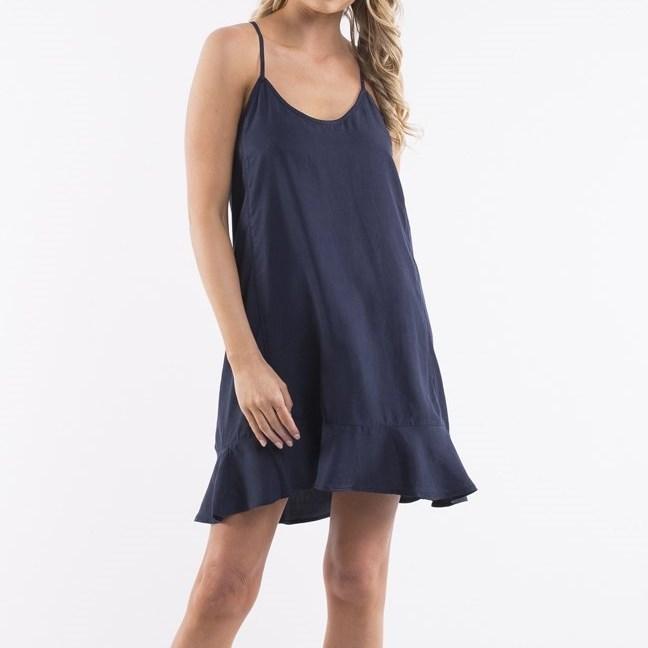 All About Eve Annabella Dress - dark blue