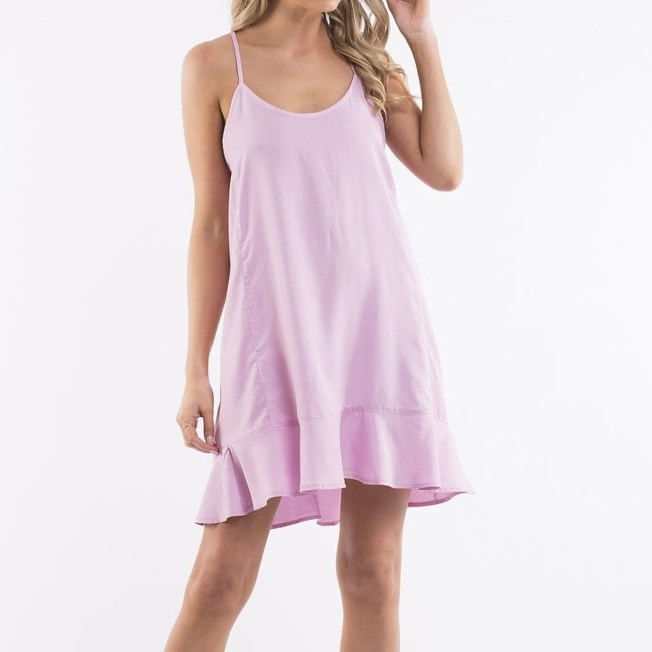 All About Eve Annabella Dress - pink lady