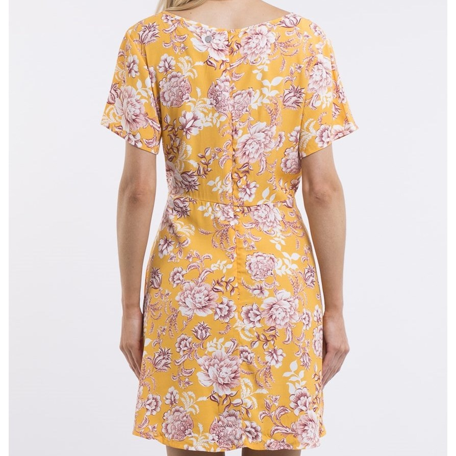 All About Eve Summer Floral Shift Dress -