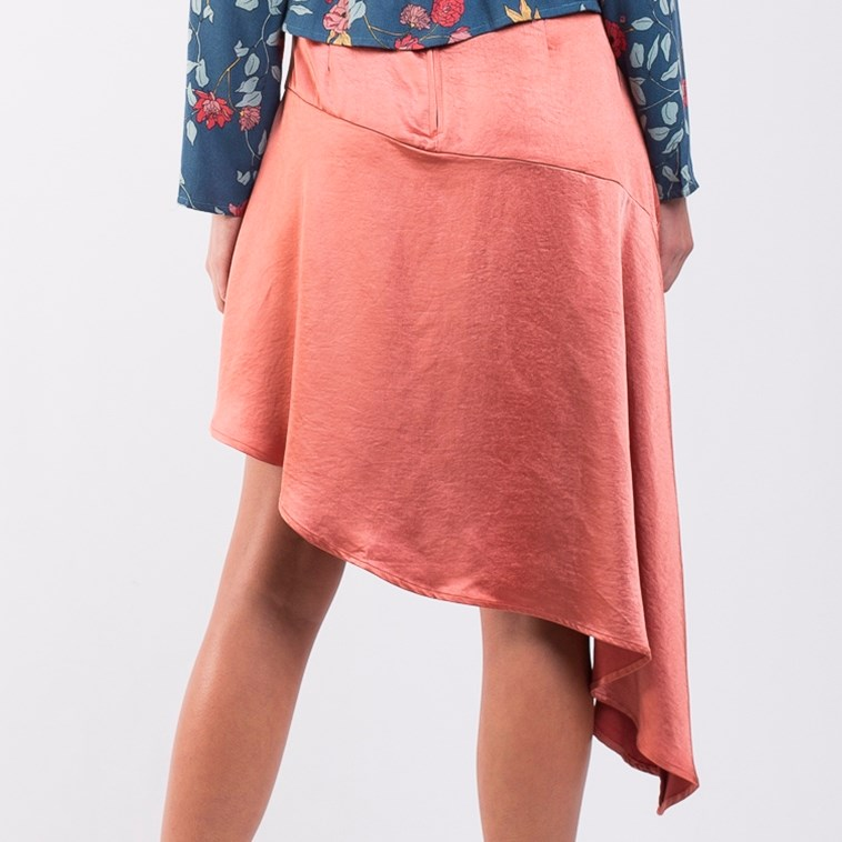 All About Eve Coco Assym Skirt -