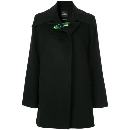 Wynn Hamlyn Hallucinogène Wool Coat