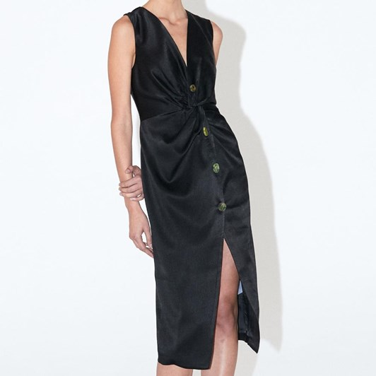 Wynn Hamlyn Spindel Knot Dress