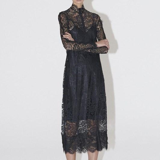 Wynn Hamlyn Ultra Lace L/S Dress