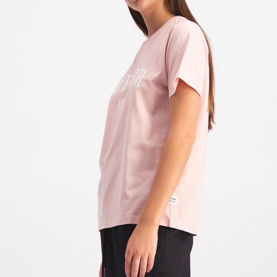Huffer Stella Tee / Hfr Colour - dusky pink