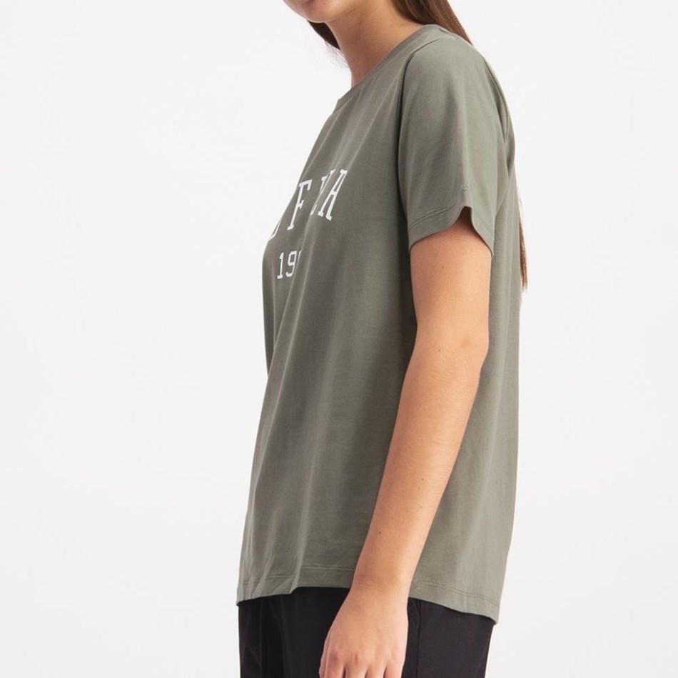 Huffer Stella Tee / Hfr Colour - khaki